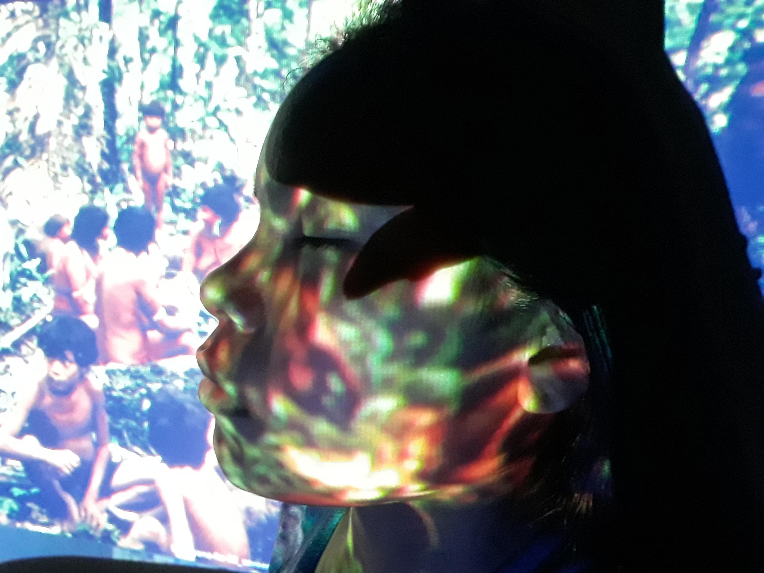 2F.01 (Francy Silva - Escultura humana)